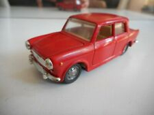 Politoys - M Fiat 1100 in Red on 1:43