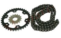 Chain With Sprocket Kit 16 Teeth for Royal Enfield Classic Thunderbird 350 New