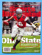 December 12, 2016 J.T JT Barrett Ohio State Buckeyes Sports Illustrated NO LABEL