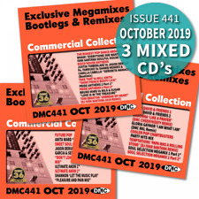 DMC Commercial Collection Issue 441 Bootleg Remix & Megamix DJ Triple Music CD
