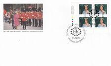 (13648) Canada FDC Queen Elizabeth II 31 July 1995