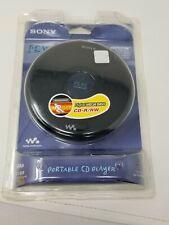 Sealed Sony PSYC CD Walkman Portable CD Player - Black (D-EJ010)