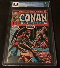 Marvel Comics CONAN THE BARBARIAN #23 CGC 8.5 FIRST APPEARANCE OF RED SONJA