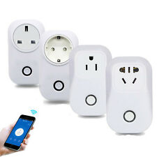 New Sonoff S20 WiFi Smart Remote Control Power Socket EU Plug Home Automation