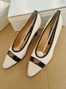 SERGIO ROSSI Pumps Gr. EUR 37  Damen Schuhe High Heels Shoes