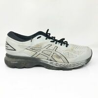 Asics Mens Gel Kayano 25 1011A019 Grey Running Shoes Lace Up Low Top Size 11