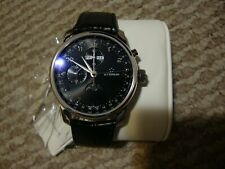 Eterna Soleure Triple Date Chronograph Monopusher with Moonphase