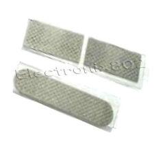 Earpiece Ear piece Speaker Anti Dust Mesh Gauze Sticker Cover iPhone 4 4G 4S UK