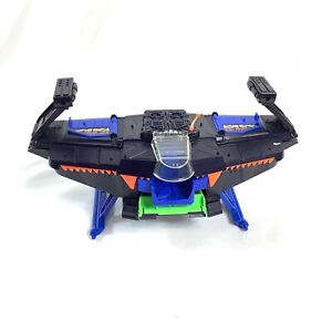 Vintage Micro Machine ZBots Playset Fang Fighter 1994 Lewis Galoob Toys