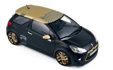 Norev Citroën DS3 Racing 2013 1:18 Black Matt & Gold