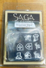 GB Saga: Age of Crusades: Teutonic (8) Faction Dice-NEW