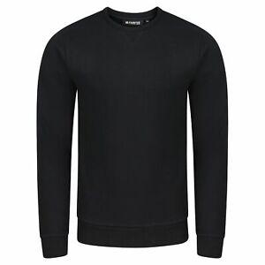 riverso Herren Pullover RIVPhillip Rundhals Basic Pulli Strickpullover Sweater