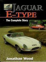 Jaguar E-Type: The Complete Story Book Xke Xk-E