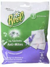 Pyrel 24 Sachet Anti-Mites Lavande