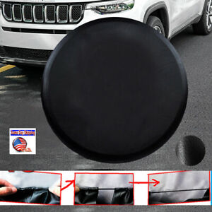 """245/75R16 225/75R16 Spare Tire cover 30.5"""" for Nissan Pathfinder Jeep Liberty BK"""