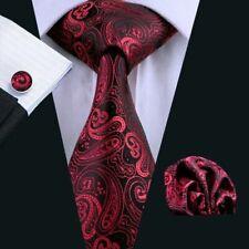 ♥♥♥ Superbe Ensemble 100% SOIE Cravate,pochette et boutons de manchette ♥♥♥NEUF