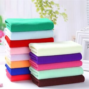 1-5pcs Soothing Cotton Face Soft Towel Cleaning Wash Towels Washcloth Cloth R9H4