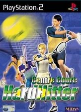 Centre Court Hardhitter Hard Hitter PS2 Playstation 2 Game - Brand New & Sealed