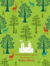The Adventures of Robin Hood (Puffin Classics) by Roger Green, NEW Book, FREE &