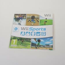 Wii Sports - Nintendo Wii Video Game 7+ Pal