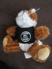 CAMP NATOMA plush stuffed animal