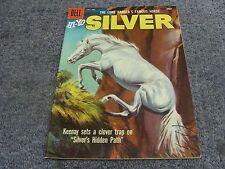 Lone Ranger's Famous Horse Hi-Yo Silver #28 (1958) * 7.5 * VF- *