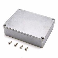 Aluminum Electronics Enclosure Project Box Case Metal Electrical 120x95x35mm HQ