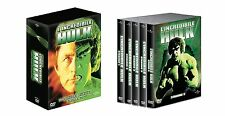 Dvd L'INCROYABLE HULK - Série Complet Saisons 01-05 (23 Disques) NOUVEAU