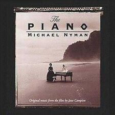 Michael Nyman - Piano: Music from the Motion Picture [New CD]