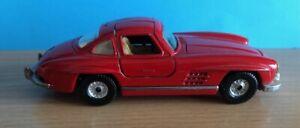 """Corgi Toys 1:36 Lotus Elite and Mercedes Benz 300SL No Boxes  """"Used"""""""