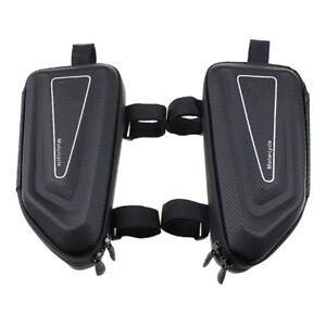 Pair Universal Waterproof Motorcycle L&R Luggage Saddle Tools Side Storage Bag