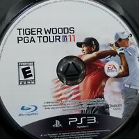 Tiger Woods PGA Tour 11 (Sony PlayStation 3 PS3 Disc Only