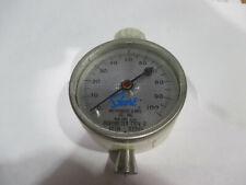 Shore Instrument & Mfg. durometer Type D hardness tester