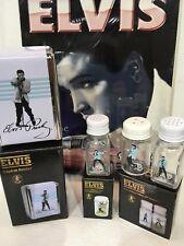 Elvis Diner Gift Set - Napkin Holder, Toothpick Holder & Salt / Pepper Shakers