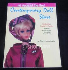 40 Years of the Best, Contemporary Doll Stars Glenn Mandeville 1992