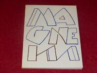 [ART XXe] ALBERTO MAGNELLI CATALOGUE EXPOSITION MNAM Paris EO 1968 TBE
