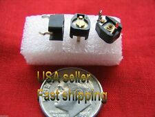 50pc  .4-6.0pf (6pf) 250v  variable trimmer capacitor from Erie