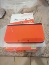 Nintendo New 3DS XL Arancione Nero