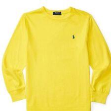 Langarm Jungen-T-Shirts & -Polos mit Logo Größe 164
