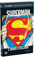 DC Comics Le grandi storie dei supereroi volume 5: L'uomo d'acciaio - EAGLEMOSS
