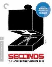 Seconds (1966) Blu-ray 1966 Rock Hudson The Criterion Collection 4k