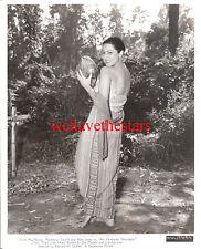 Vintage Luana Walters SARONG '39 HONEYMOON BALI Publicity Portrait TRAGIC STAR