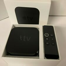 Apple TV HD, 4th Generation, 32GB, Original Packaging and Accessories