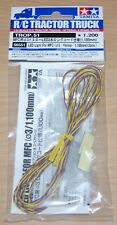 Tamiya 56551 LED Light For MFC (3mm / Yellow / 1100mm) (2 Pcs.) (MFC-01/MFC-03)