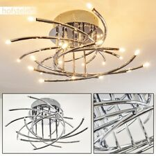 runde Flur Dielen Lampe Wohn Schlaf Zimmer Raum Beleuchtung edle Decken Leuchten