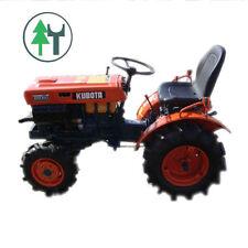 Traktor Schlepper Kubota B5000 Bulldog Allrad neu lackiert und komplett überholt
