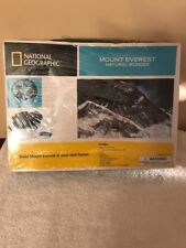 Build Your Own Mount Everest Kit National Geographic
