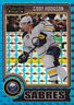 14-15 OPC Platinum Cody Hodgson /65 Blue Cubes OPEECHEE 2014 Sabres