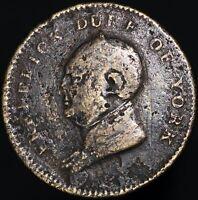 Frederick Duke Of York 'Born 1763, Died 1827' Medal   KM Coins