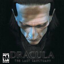 Drácula el último santuario PC Windowns 95/98